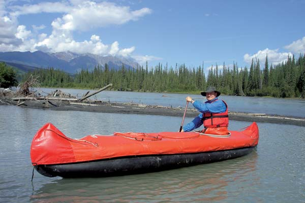 Canoe Adventure Expedition
